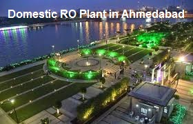 Domestic RO Plant In Ahmedabad