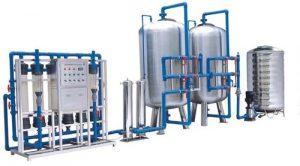 Mineral Water Filtration Plant Manufacturer